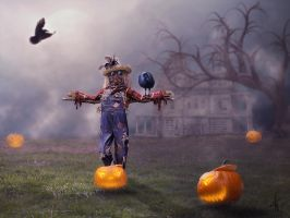 The scarecrow by mrscats