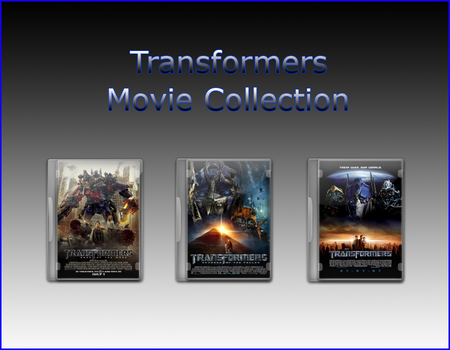 Transformers Movie Collection by jake2456