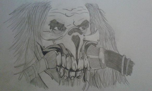 Immortan Joe by brickwallsam