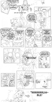Mario and Sonic Movies Meet part 2- 73 by RedBlueIsCool