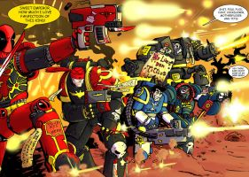 Nutcase Marine Chapter by Ritualist