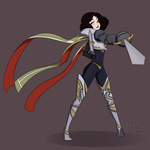 Snow White, the Grand Duelist by Dreemers