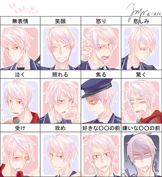 Expression of Prussia (?) by joycep6b15