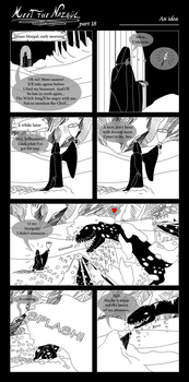 Meet the Nazgul .18 by The-Black-Panther
