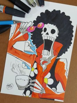 Day 262 Brook by TomatoStyles