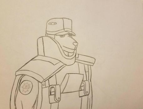 Demoman (WIP)  by Coleman01