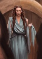 Margaery Tyrell / photo study by Meiverin
