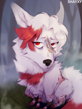 [AT] hollow by shayxy