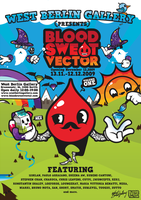 BloodSweatVector Exhibition by j3concepts