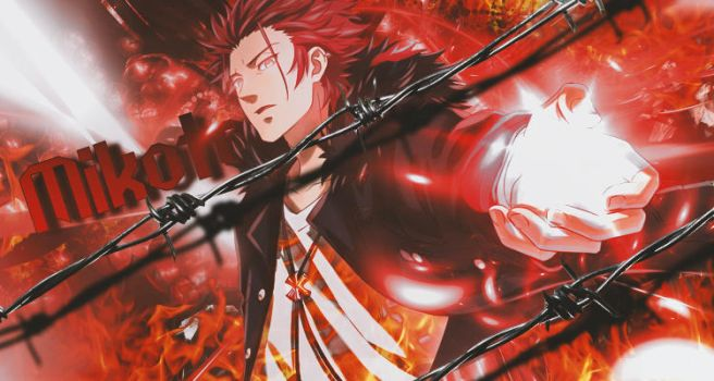 Mikoto Signature by Pact-0f-Brotherhood