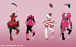 Outfit adopts SET01 - 02/04 OPEN by tea-bug