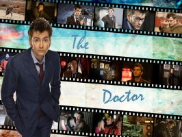 The 10th Doctor Wallpaper by davids-little-star
