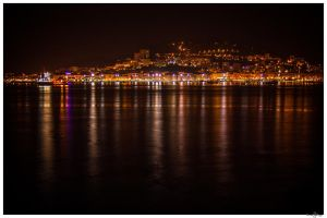 Ajaccio by night, Corsica, FRANCE by smaccks