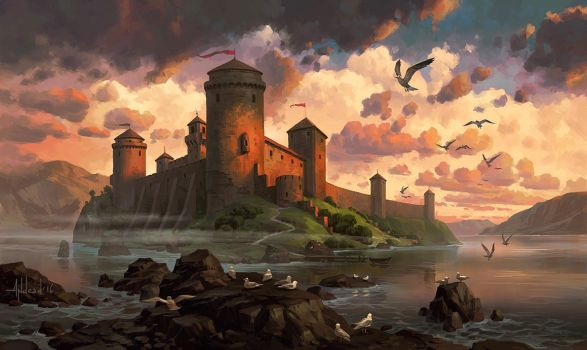 Fortress by Andead