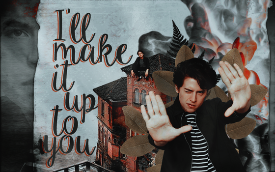 BLEND: I'll make it up for you by ZaulaGraphics