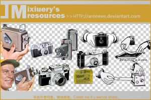About Camera Pngs Pack2 by ARONEVE