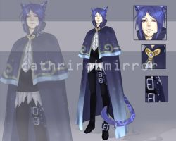 Adopt16 auction (CLOSED) Wizard by cathrine6mirror