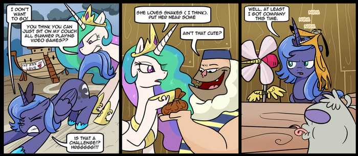 The ark of love by CSImadmax