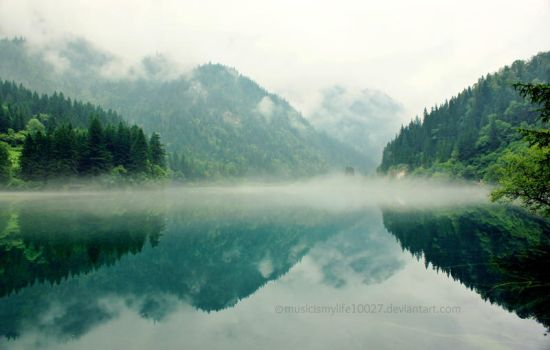 Like a Mirror by musicismylife10027