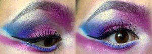 Katy Perry E.T inspired look by KatelynnRose