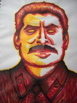 Stalin by Acidhands