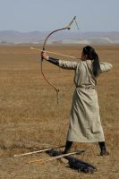 mongolia - archery by Whisky-Chips