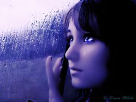 THE TEARS I CRY by KerensaW