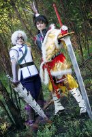 We could be friends. Basara by alberti