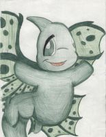 Cute Neopet -forgot its name:S by bec66ky