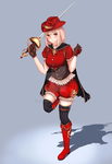 RedMage by seishure