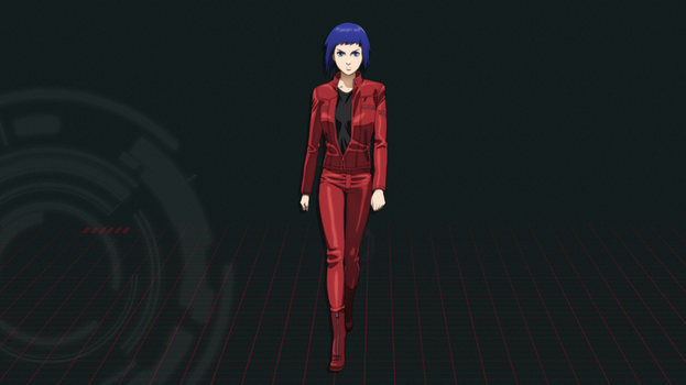 Ghost in the Shell Arise by sowilo22