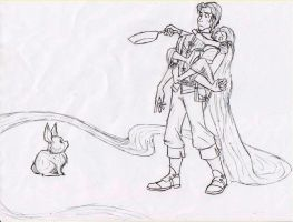 bunneh_unfinished by IbeTROLLIN