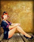 Pin Up Girl by nbutterf