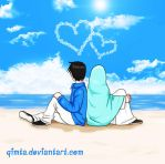me and you by qimta