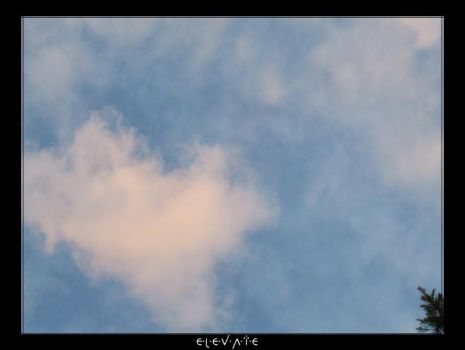 elevate: Clouds at 6:40 -2 by behindtime