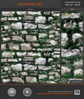 Stone Pattern 28.0 by Sed-rah-Stock