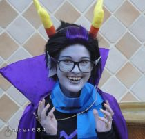 Excited Eridan by lazer684