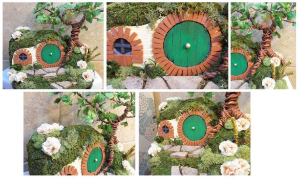 Hobbit Hole Finished by Jackie-lyn