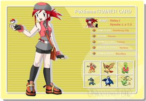 .:My Pokemon Trainer:.
