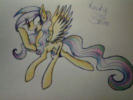 Lucky  Shine by LShine