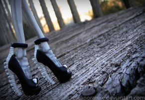 made for walking. by EleanorAnne