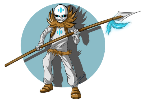 [AT] Union!Sans by Jeyawue