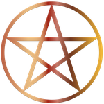 Earth Pentacle by wintersmagicstock