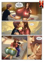 Shawn Gets An Inflatable Girlfriend by expansion-fan-comics