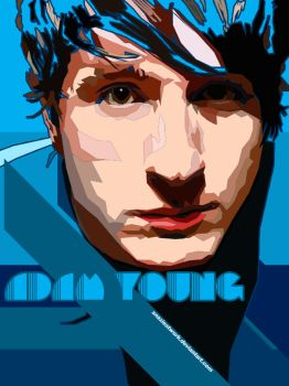 Adam Young Vect Creator by snaziestwork