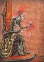Thranduil by ANeDe