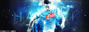 Hamsik Collap FT. IssamGFX by meteorblade