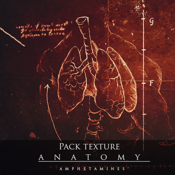 [PACK TEXTURE] Anatomy by Amphetamines' by DAMIANsoul