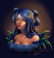 Blue Jewel by crystalwings6