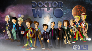 The 13 Doctors by CPD-91